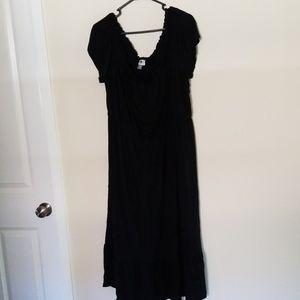 BNWOT Old Navy Jersey knit off the shoulder dress